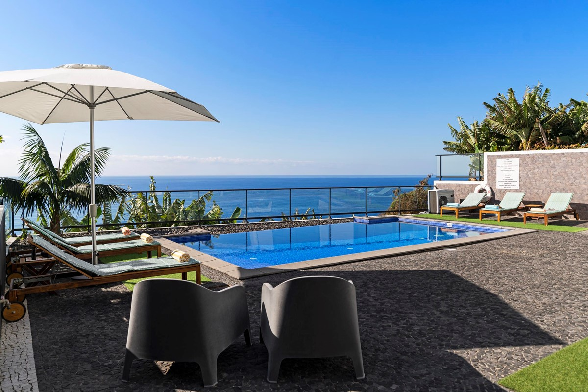 1 Our Madeira Pool And View