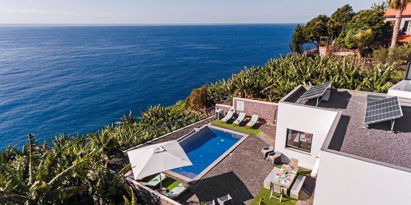 Our Madeira - Villas in Madeira with Seaview - Grayci's