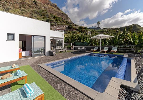 Our Madeira - Villas in Calheta - Grayci's House