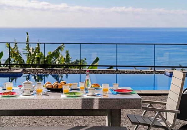 Our Madeira - Tranquil Villas in Madeira - Graycis House