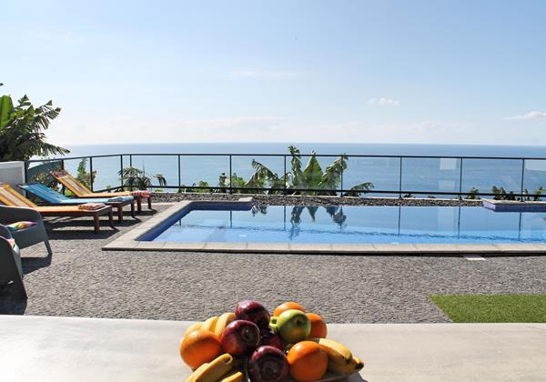 Our Madeira - Villas in Madeira with Private Pool - Graycis House
