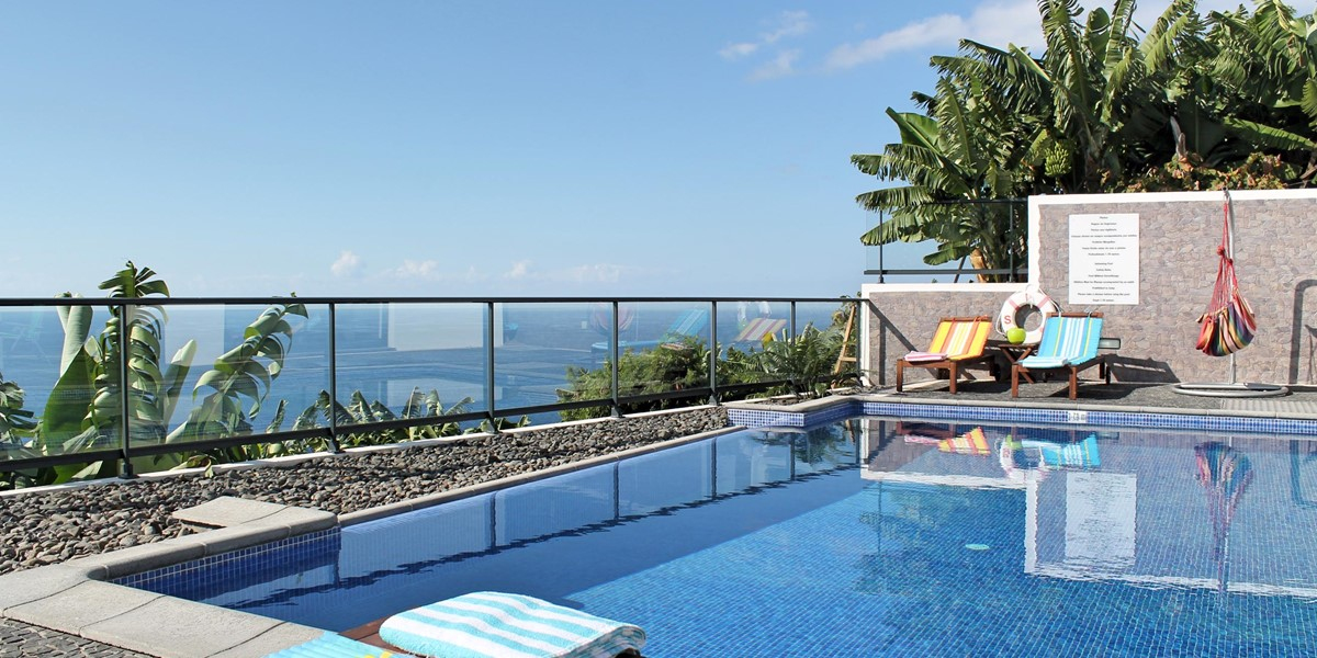30 Our Madeira Graycis House Pool And View 6