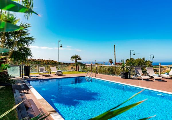 Our Madeira - Tranquil Villas in Madeira - Sol E Mar
