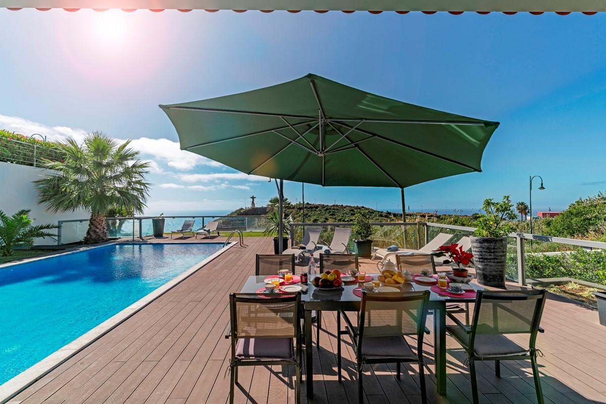 3 Our Madeira Villa Sol E Mar Deck