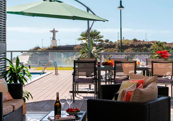 Our Madeira - Villas in Madeira by the Beach - Villa Sol e Mar