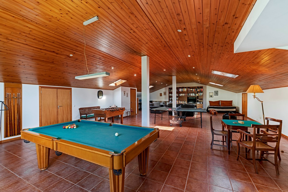 11 Our Madeira Villa Sol E Mar Games Room