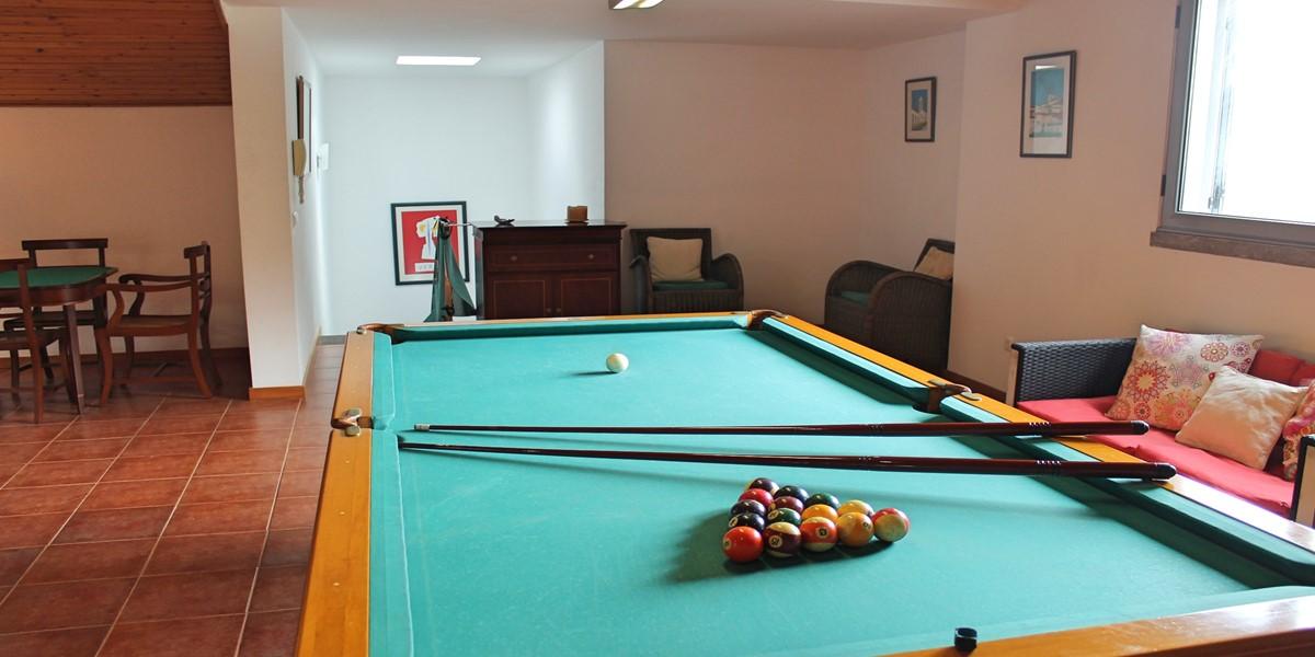 12 Ourmadeira Villa Sol E Mar Games Room Billiards