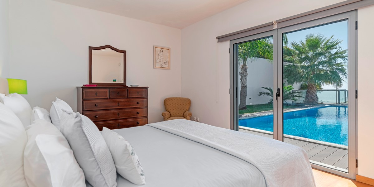 14 Our Madeira Villa Sol E Mar Masterbedroom