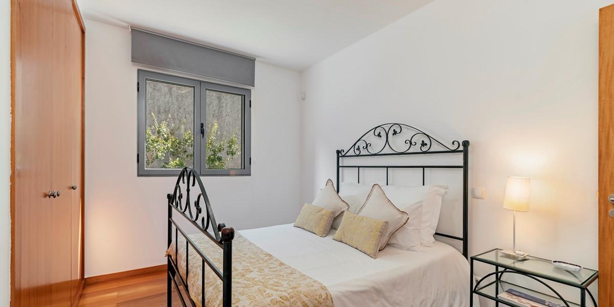 16 Our Madeira Villa Sol E Mar Double Bedroom