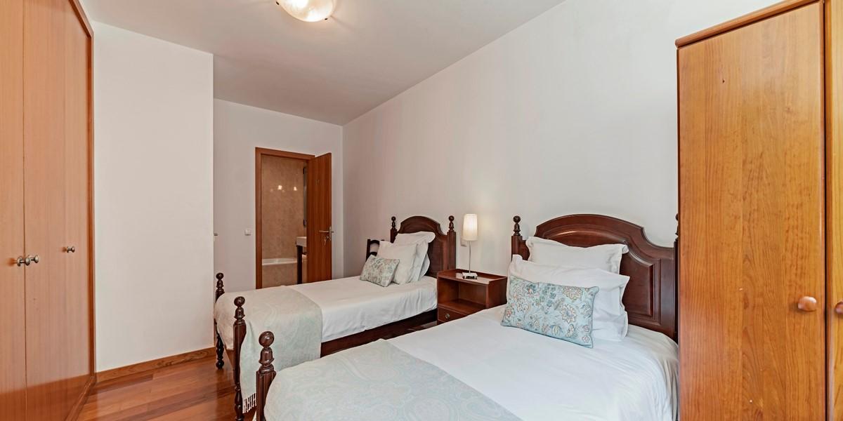 18 Our Madeira Villa Sol E Mar Twin Bedroom