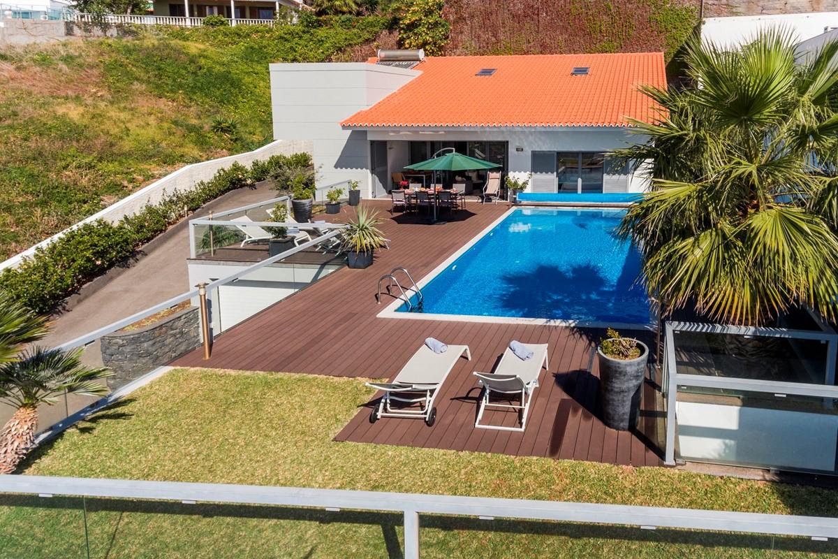 26 Our Madeira Villa Sol E Mar Facade