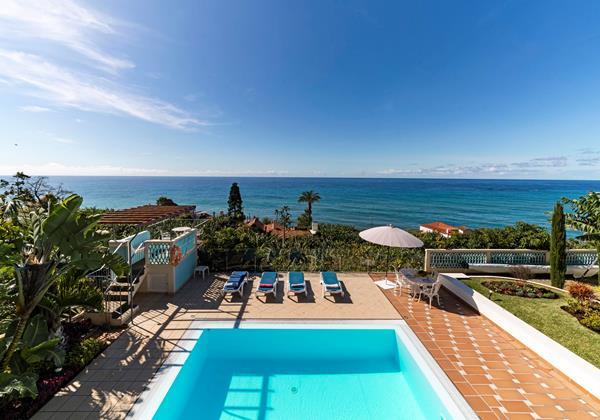 Our Madeira - Villas in Madeira with Seaview - Villa Do Mar 3