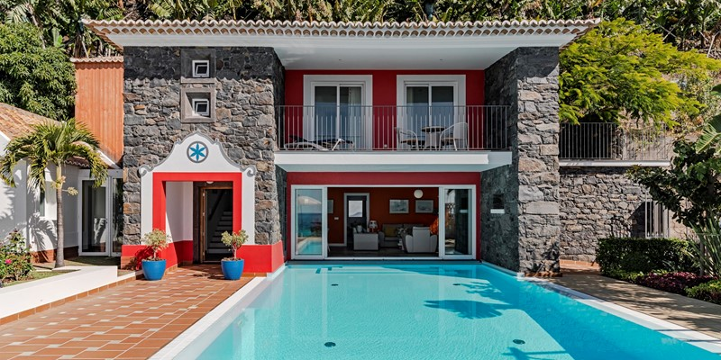 Our Madeira - Villas in Madeira with Private Pool - Villa Do Mar 3