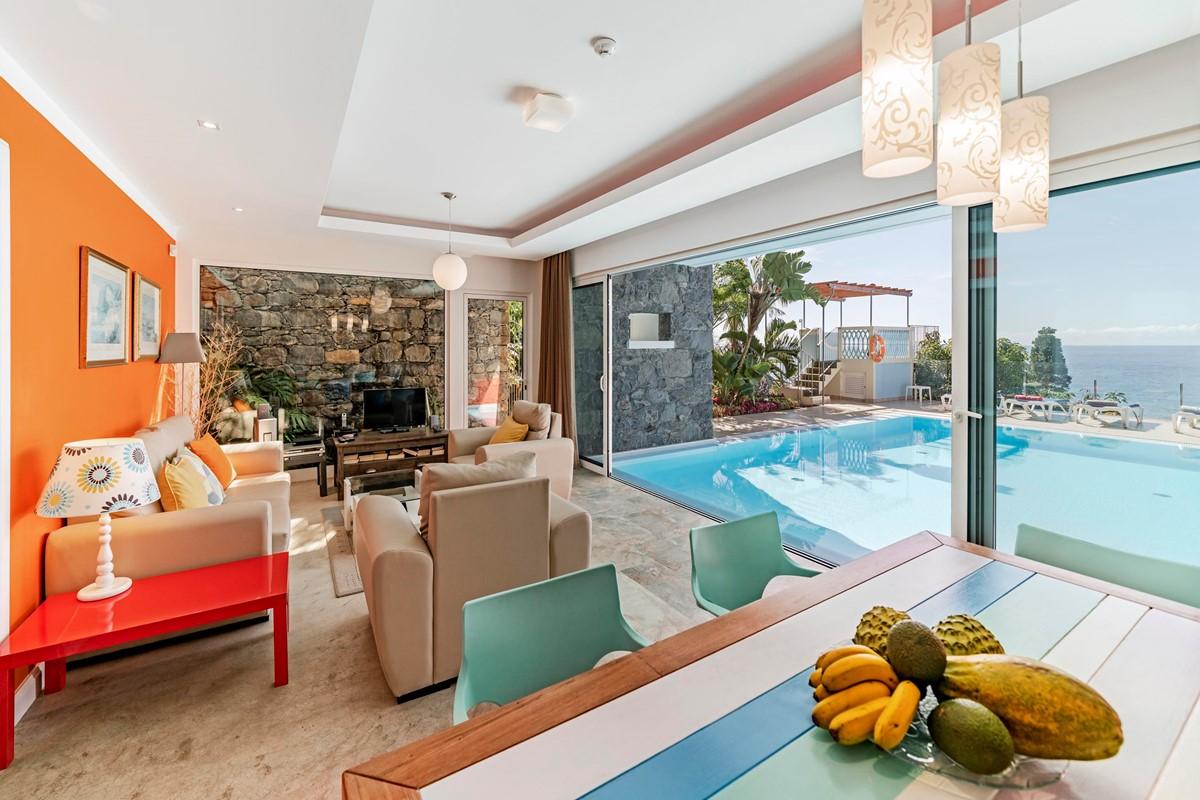 3 Our Madeira Villa Do Mar 3 Living Room