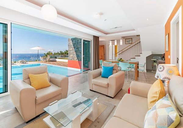 Our Madeira - Villas in Madeira with Heated Pool - Villa Do Mar 3
