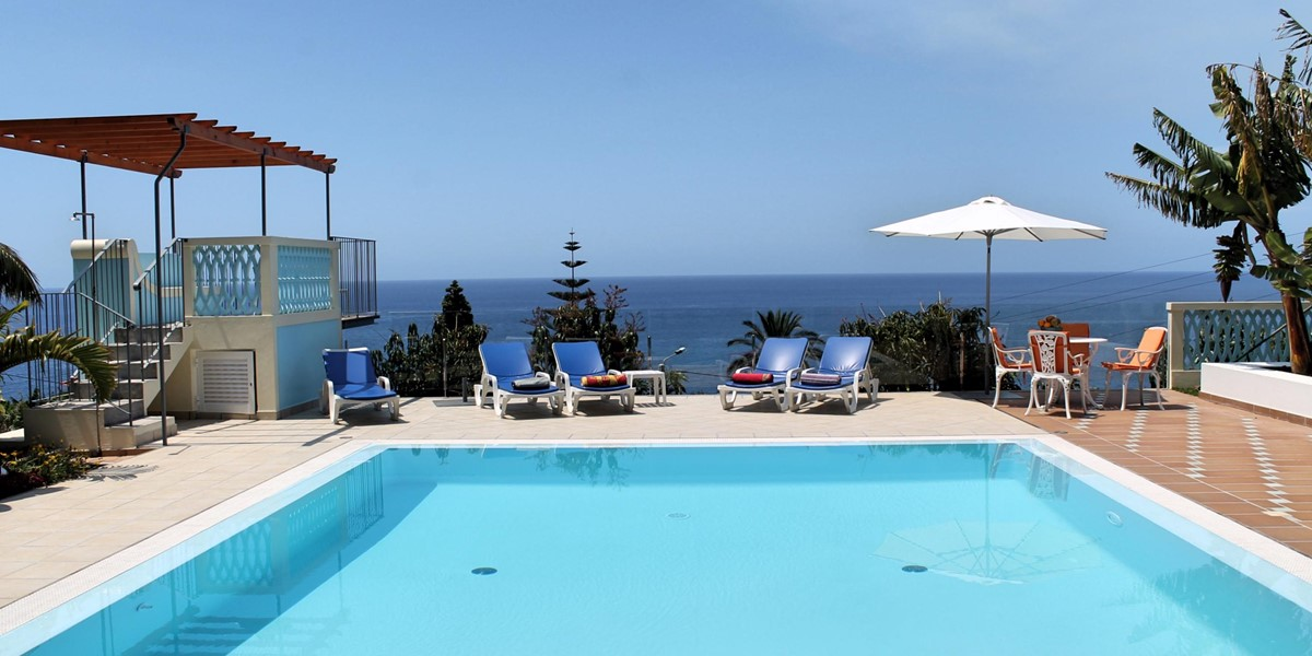 16 Our Madeira Villa Do Mar III Pool View 6