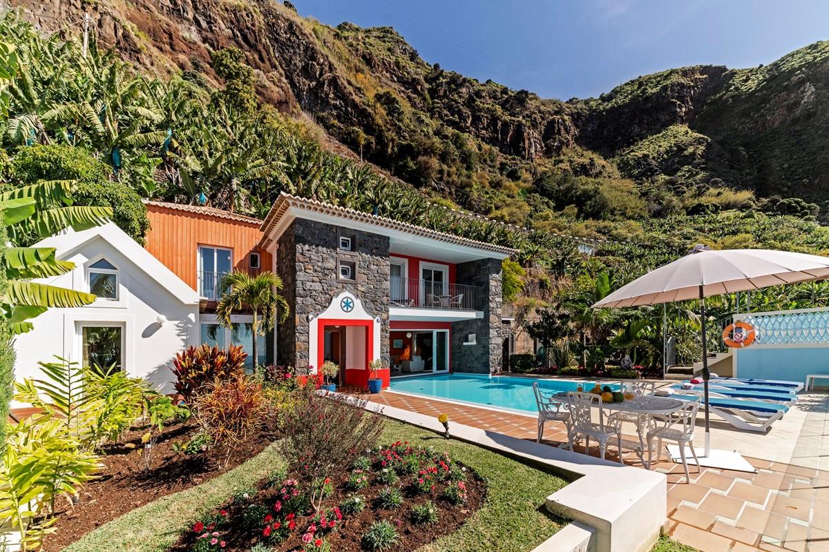 22 Our Madeira Villa Do Mar 3 House