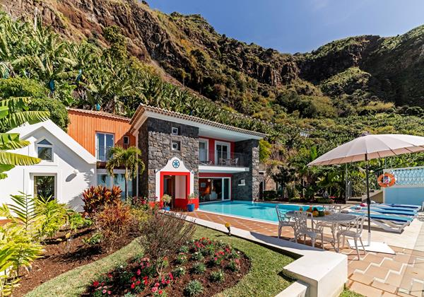 Our Madeira - Tranquil Villas in Madeira - Villa Do Mar 3