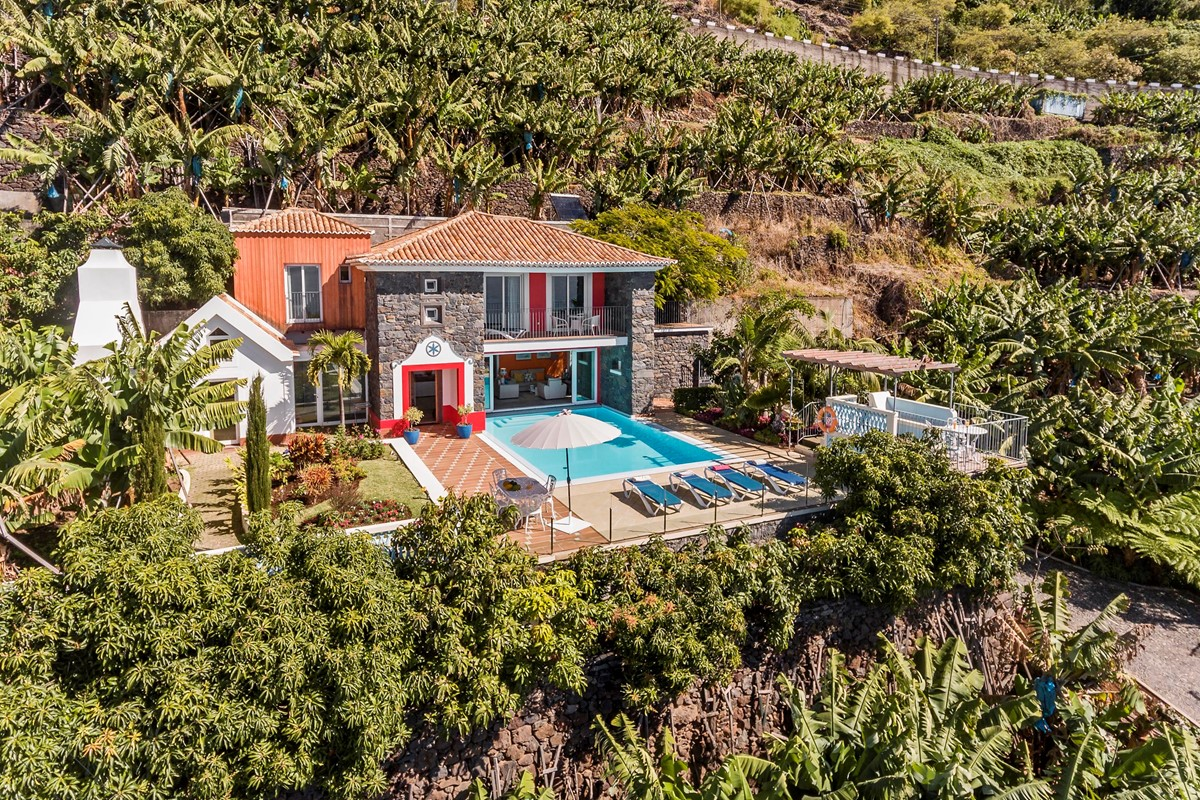 23 Our Madeira Villa Do Mar 3 View