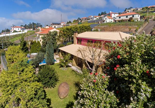 Our Madeira - Villas in Madeira with Garden - Cris's Home