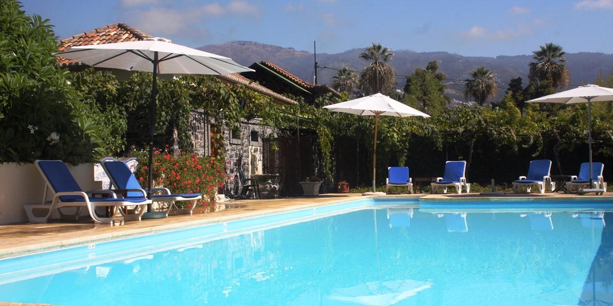 1 Our Madeira Casa Do Feitor Pool Area