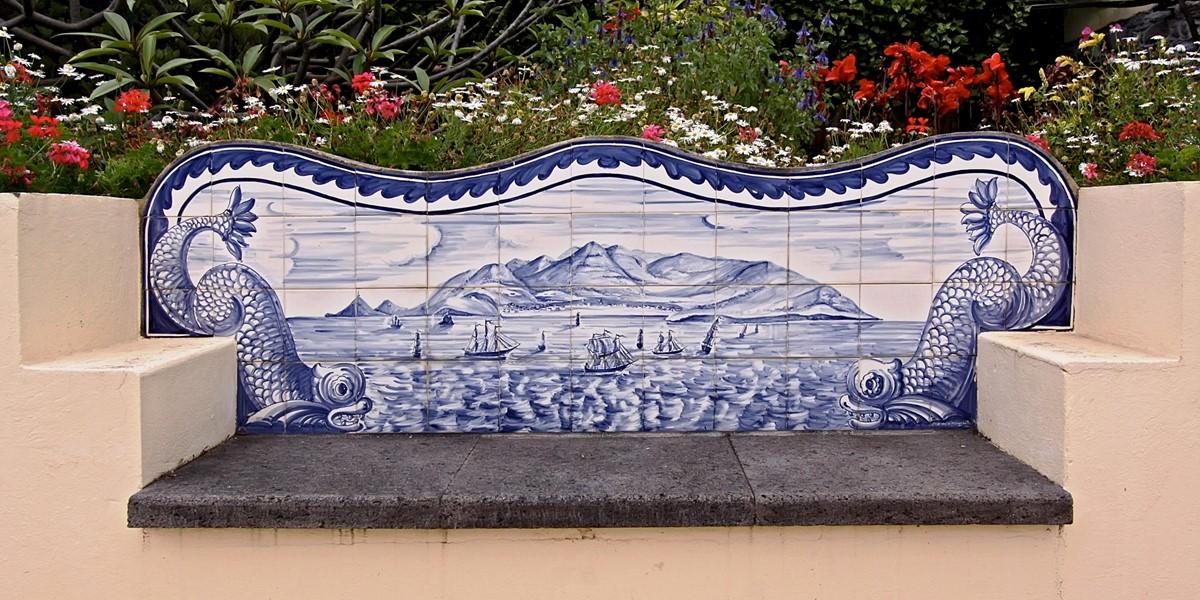 20 Our Madeira Casa Do Feitor Bench