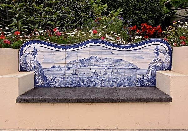 20 Our Madeira Casa Do Feitor Bench