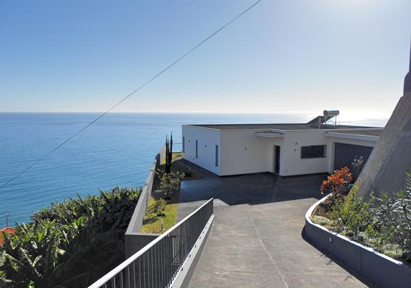 3 Our Madeira Villa Oceano Exterior