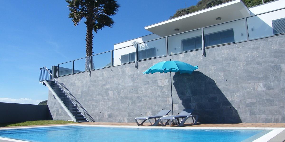 6 Our Madeira Villa Oceano Pool Area 2