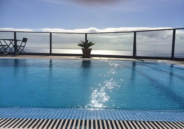 7 Our Madeira Villa Ocenao Pool
