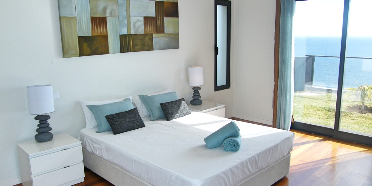 12 Our Madeira Villa Oceano Masterbedroom