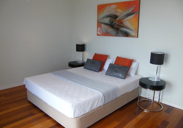 14 Our Madeira Villa Oceano Double Bedroom