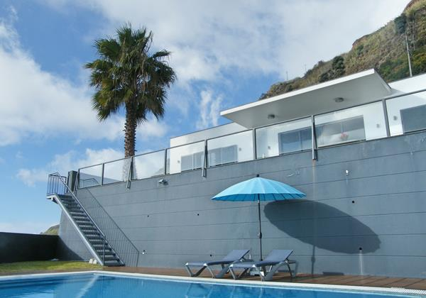 19 Our Madeira Villa Oceano Pool