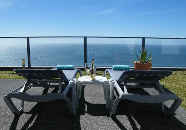 20 Our Madeira Villa Oceano Sea View From The Terrace