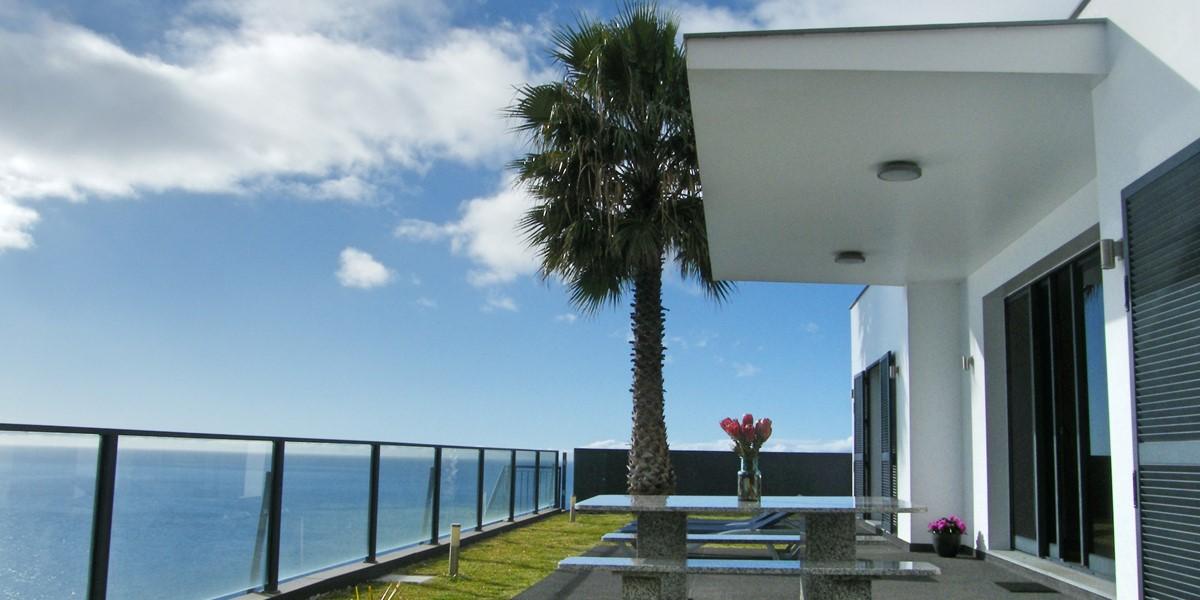 21 Our Madeira Villa Oceano Terrace