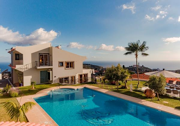 1 Our Madeira Premium Villas in Madeira BelAir