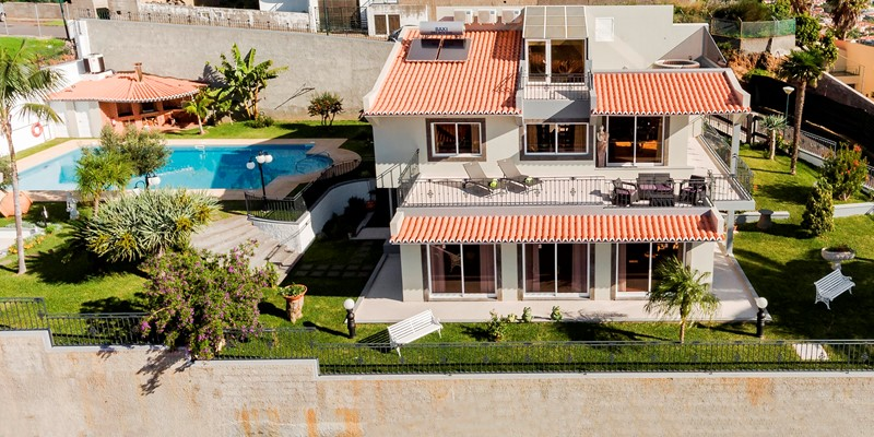 5 Our Madeira Belair House