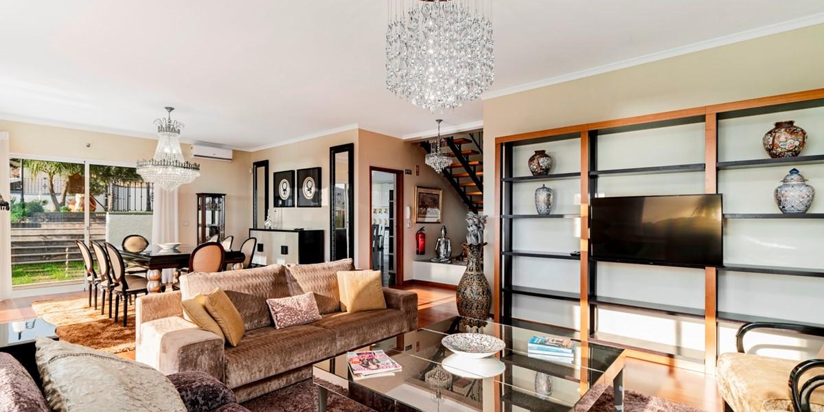 6 Our Madeira Belair Living Room