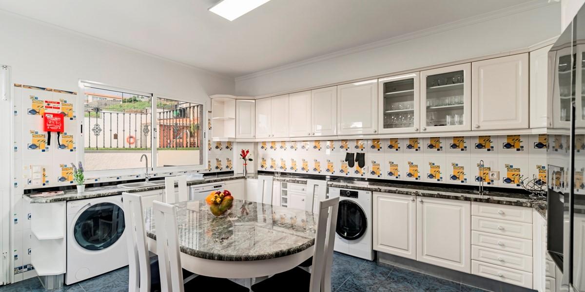9 Our Madeira Belair Kitchen