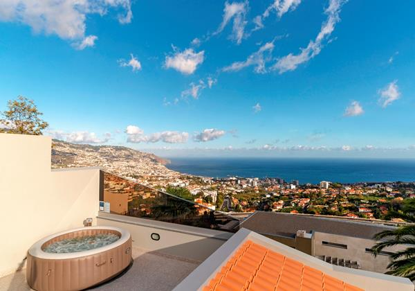 20 Our Madeira Villas in Madeira with Hot Tub Belair