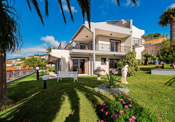 26 Our Madeira Villas in Madeira with Garden - Belair