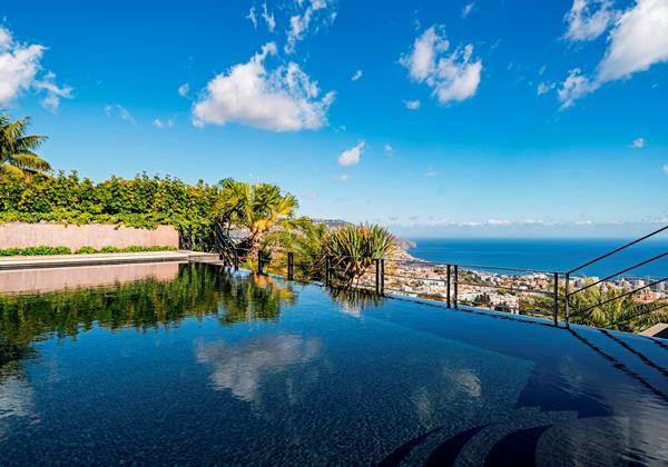 Our Madeira Villas in Madeira Seaview - Villa Luz