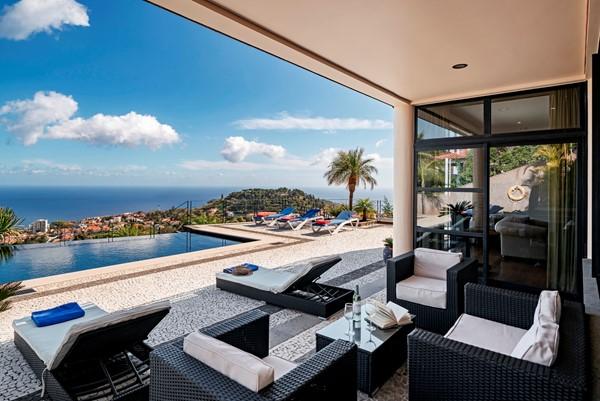 1 Our Madeira Villa Luz Exterior