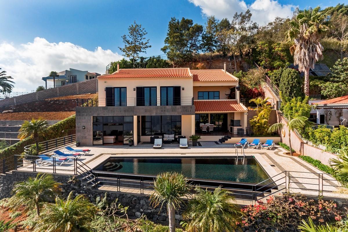 3 Our Madeira Villa Luz House