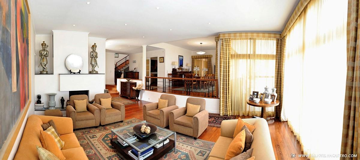 6 Our Madeira Villa Luz Living Space 2