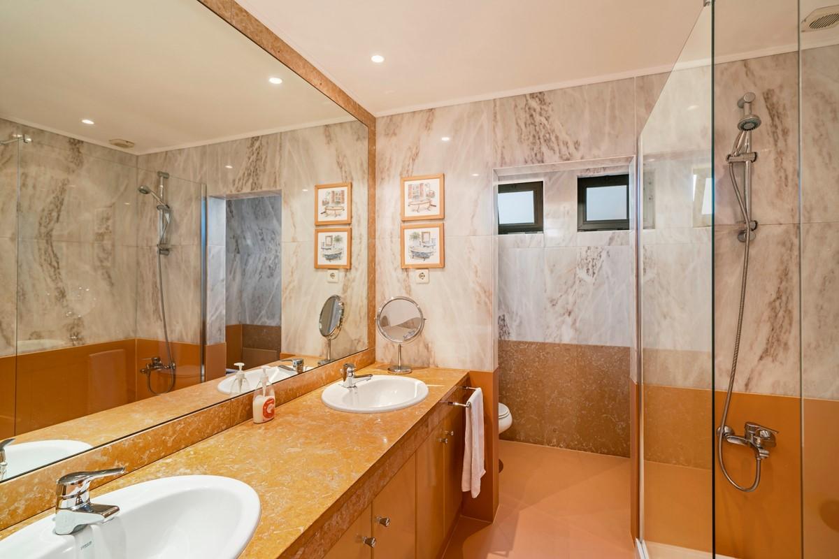 16 Our Madeira Villa Luz Master Bathroom