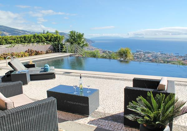 Our Madeira - Villas in Madeira with Private Pool - Villa Luz