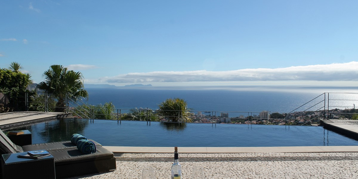 24 Our Madeira Villa Luz Pool And View 7