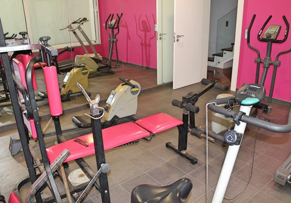 24 Our Madeira Stylehouse Fitness Room 2