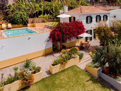 Traditional House, Peaceful, Private, heated Pool and Seaview | Casa Belflores